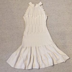 Moda International crochet dress